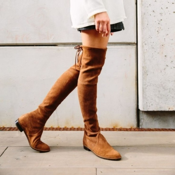 b5dbcd6c6 Stuart Weitzman Shoes | Midland Over The Knee Size 55 | Poshmark